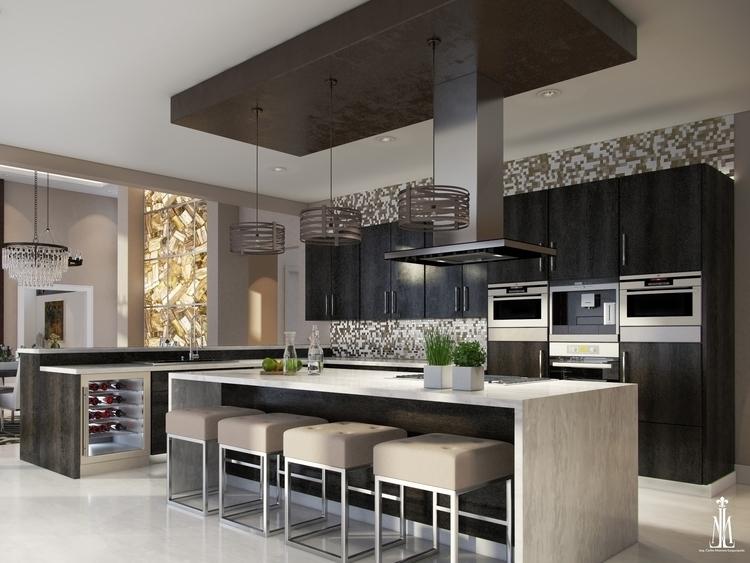 Kitchen design - arqmarenco   ello