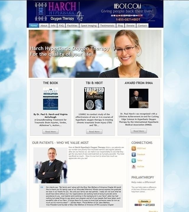 HBOT - Drupal web design - drupalwebdesign - infinitee | ello
