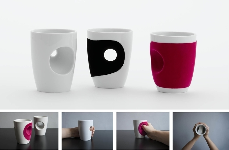 Hug cup - porcelain, coffee, tea - imreszti | ello