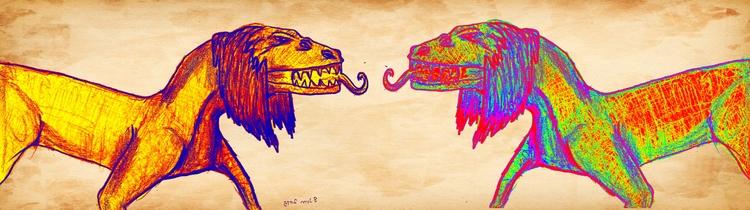 zordoros - illustration, characterdesign - mike_chaos | ello