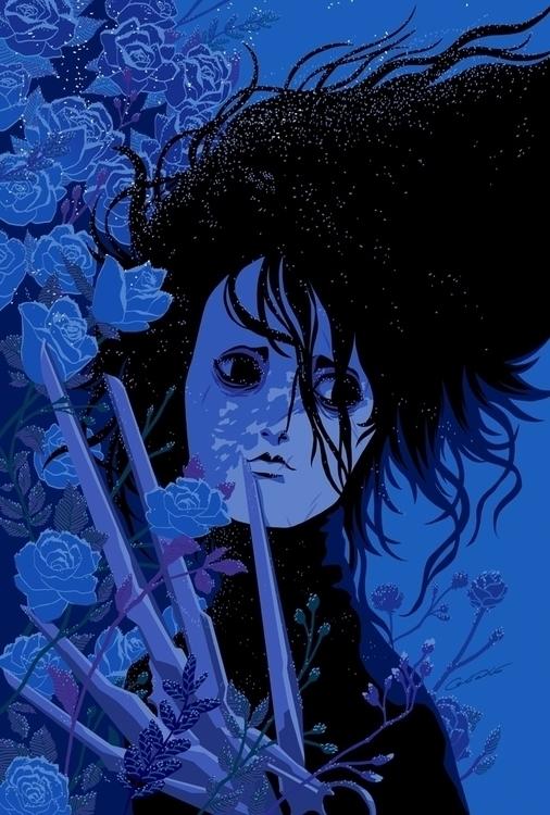Comic book cover Edwards Scisso - caltsoudas | ello