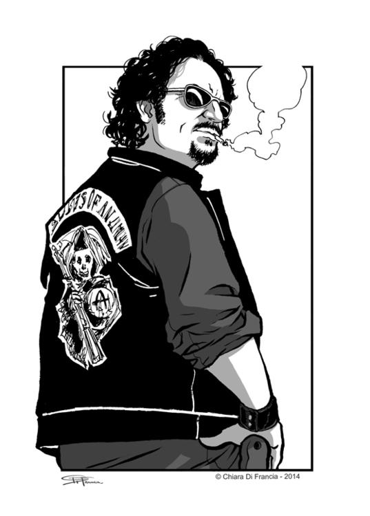 Tig - Sons Anarchy - sons, anarchy - chiaradifrancia | ello
