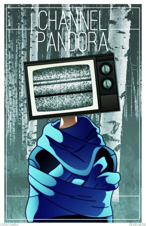 Channel Pandora: Aldric Poster  - nakkers | ello