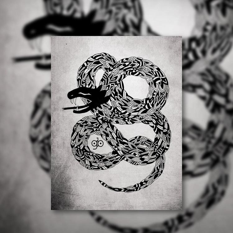 Cold + Blooded - illustration, conceptart - gianbautista-3099 | ello