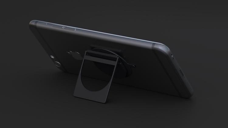 Phone Kickstand - blender, realistic - 3dbrianrincon | ello