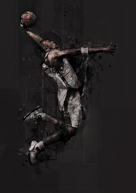 basketball - jesstheartist | ello