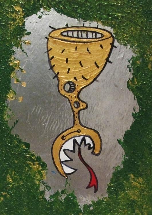PC Collectible - 14, illustration - fabriciobranco | ello