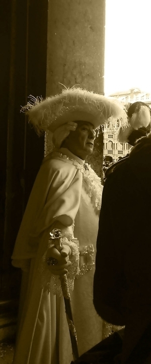 Carnival Venice - photography - silviacossu | ello