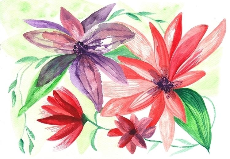 Flowers - flowers, nature, flores - lubizz | ello