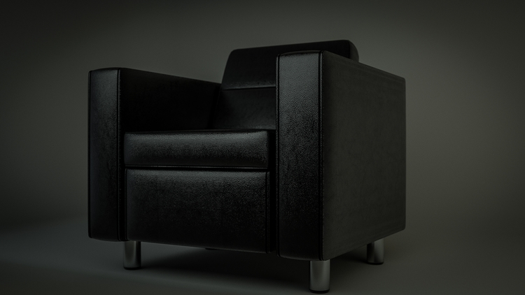Chair - 3d - atolbert11 | ello
