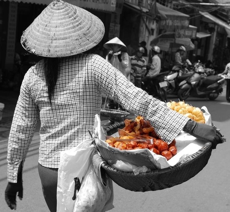 Vietnamese Doughnuts - vietnam, doughnut - cmvanclevephotography | ello