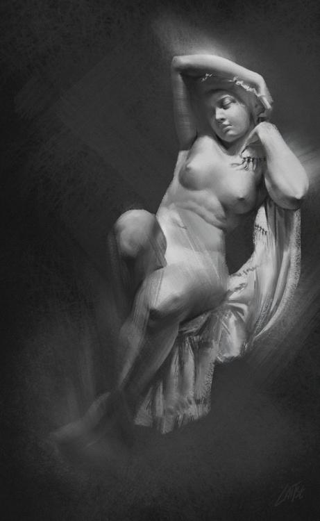Sculpture Study 1 - sykugen | ello