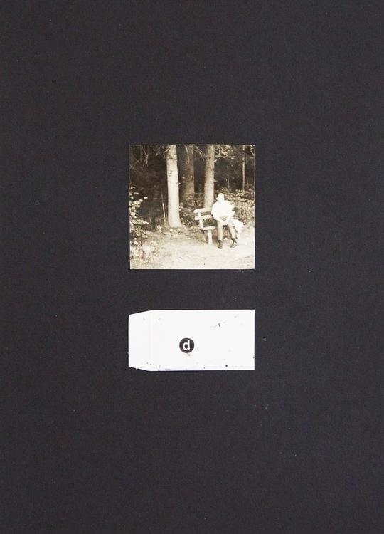 BENCH - collage, minimal - kimbogruff | ello