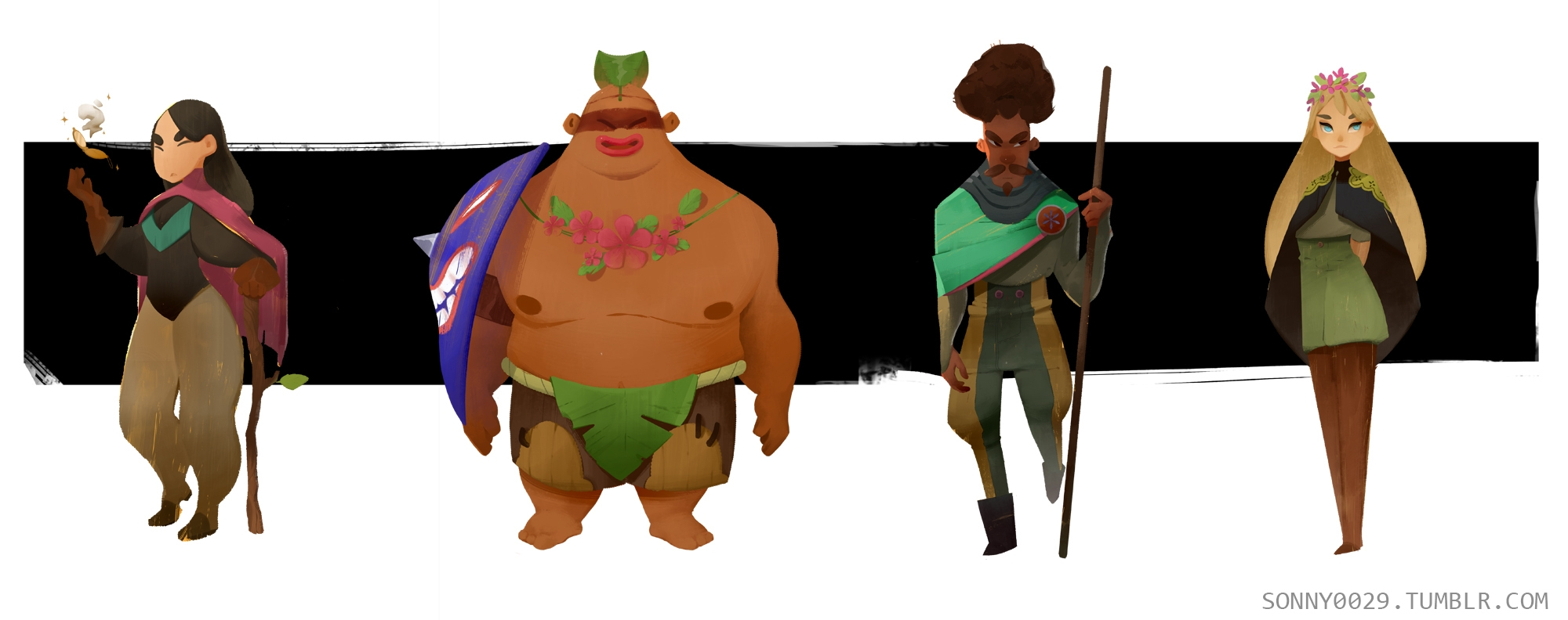Characters - characterdesign, character - sonny-2874 | ello