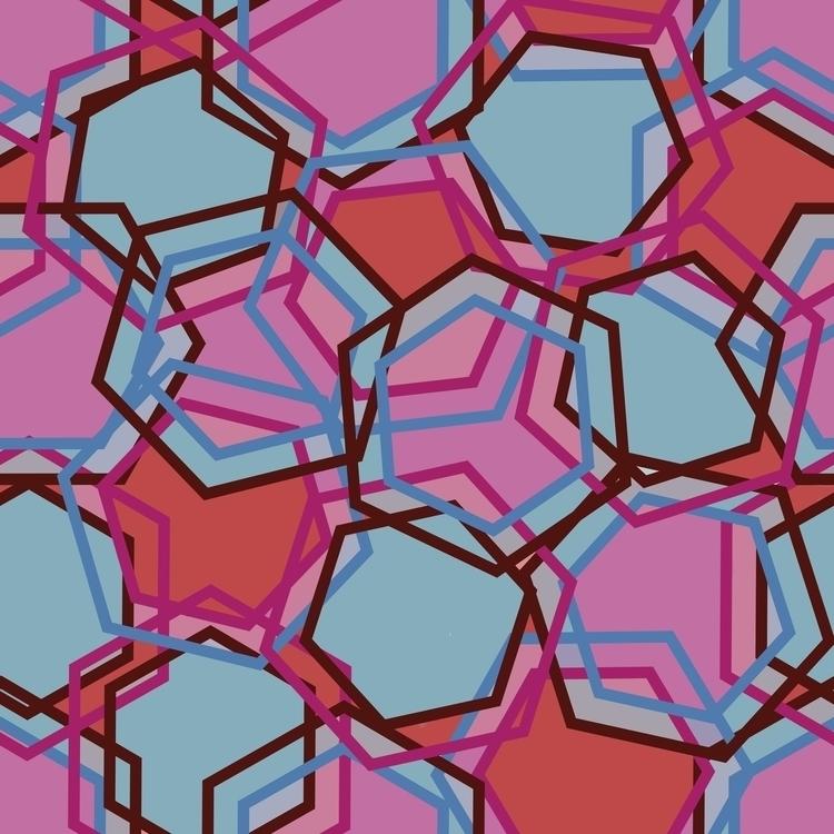 pattern, patterndesign, patternillustration - kayla_catherine   ello