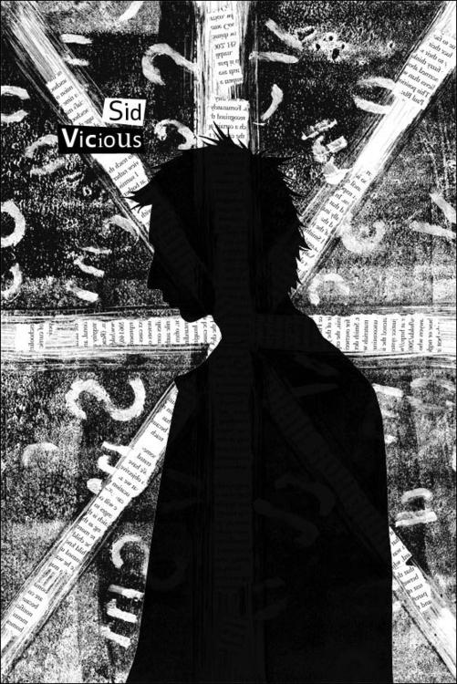Vicious - sidvicious, music, sexpistols - depesha2 | ello