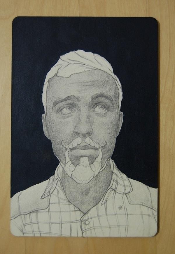 illustration, drawing - anitakhrustaleva | ello