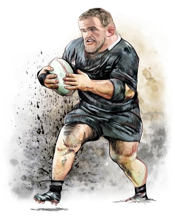 Owen Franks (Canterbury, 72 Tes - richardparker-9013 | ello