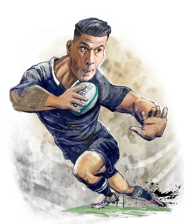 Sonny Bill Williams (Counties M - richardparker-9013 | ello