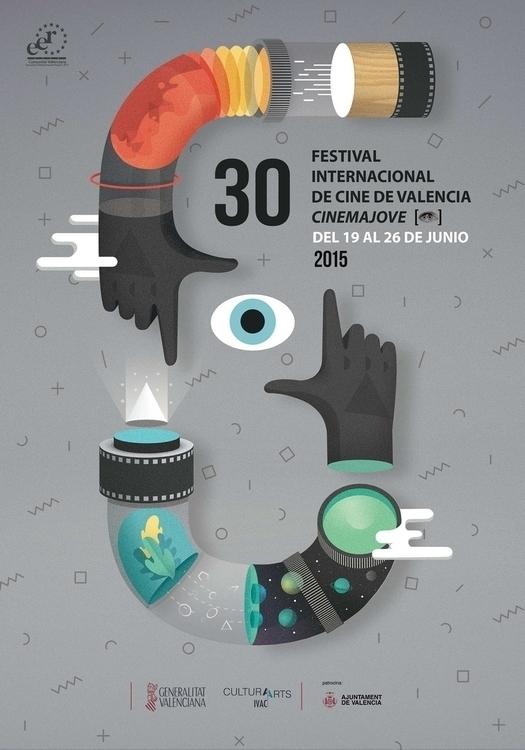 Poster_30th International Film  - casmiclab   ello