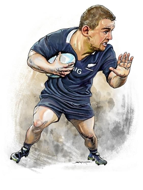 Dane Coles (Wellington, 30 Test - richardparker-9013 | ello