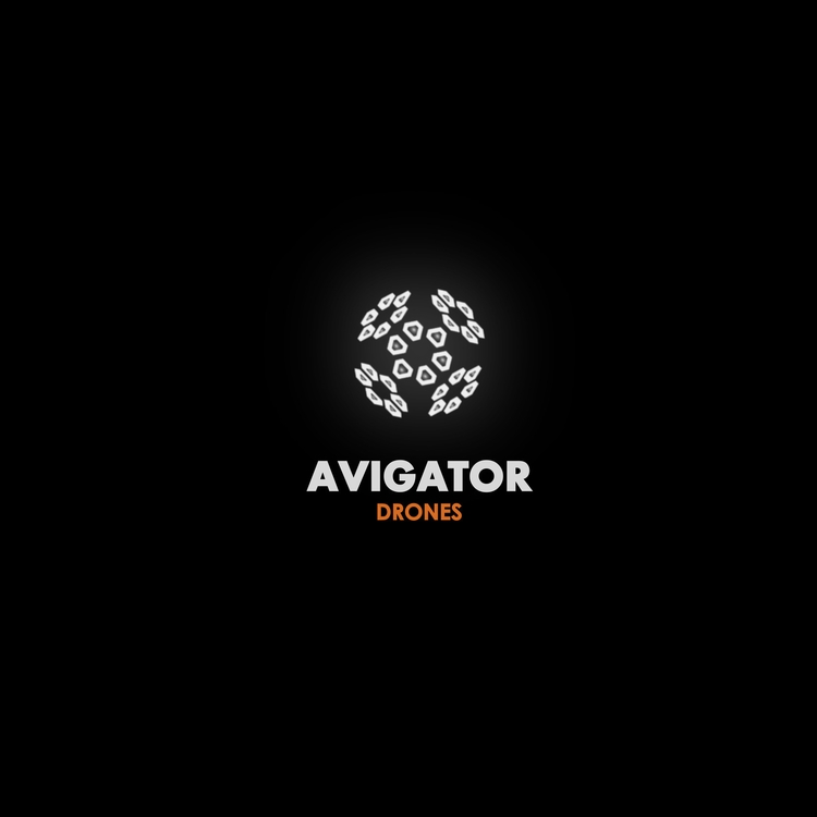Drone Logo - drone, logo, logodesign - trybyk | ello