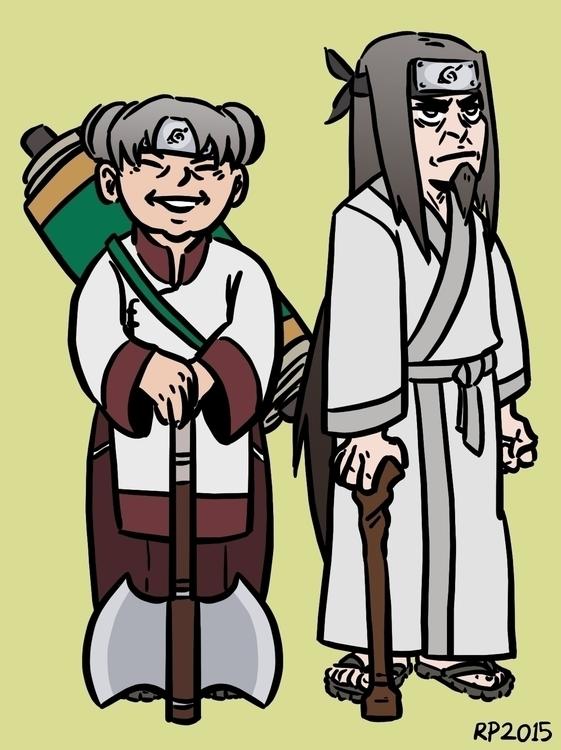 grumpy ninjas. blame Gabzy - naruto - rachelpoulson | ello