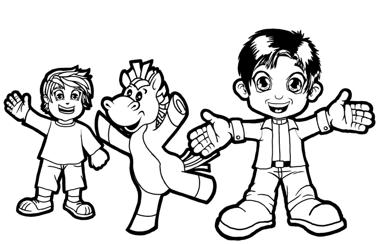 Nico Jugando - illustration, characterdesign - eddyg-1360 | ello