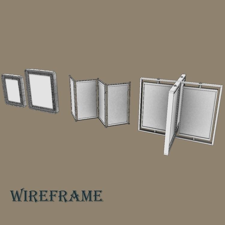 picture frames Alchemy Steampun - zilmickelson   ello