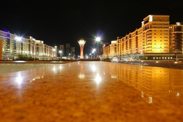 travell photo. Astana. Kazakhst - usova_julia   ello