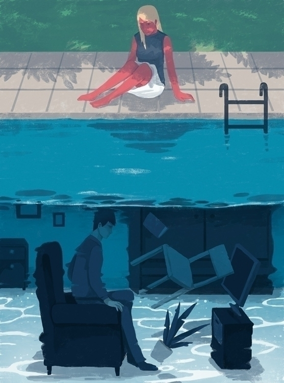 underwater, water, swimmingpool - renonogaj | ello