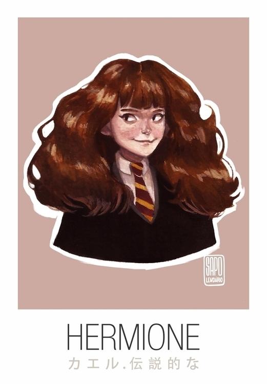 HERMIONE - Hermione, Granger, Harry - sapolendario | ello
