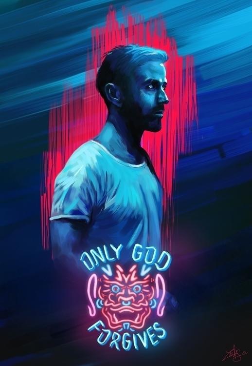 Alternative poster movie God Fo - ladislas-2174 | ello