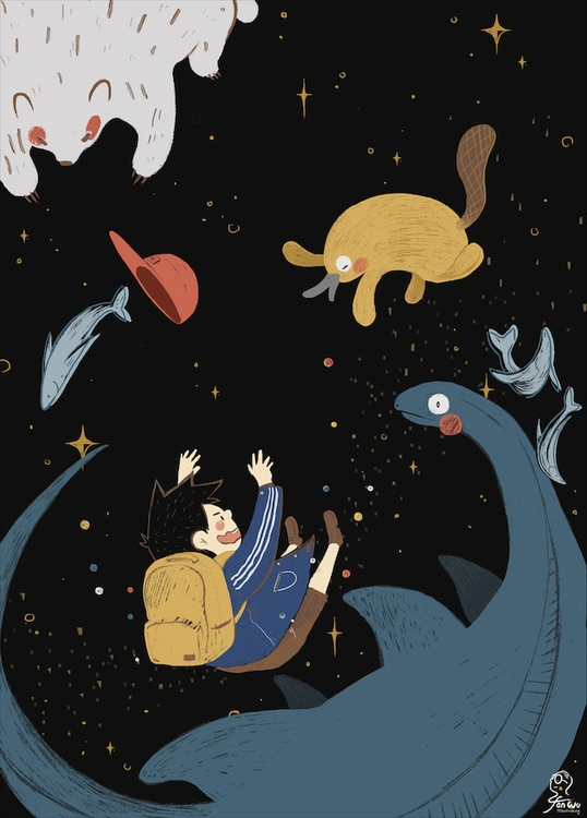 illustration, children'sillustration - fanwu | ello