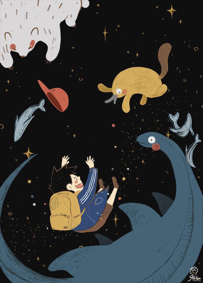 illustration, children'sillustration - fanwu | ello