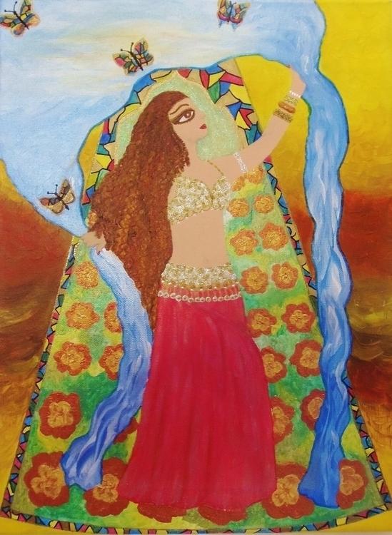 Belly Dancer - mariposa101 | ello
