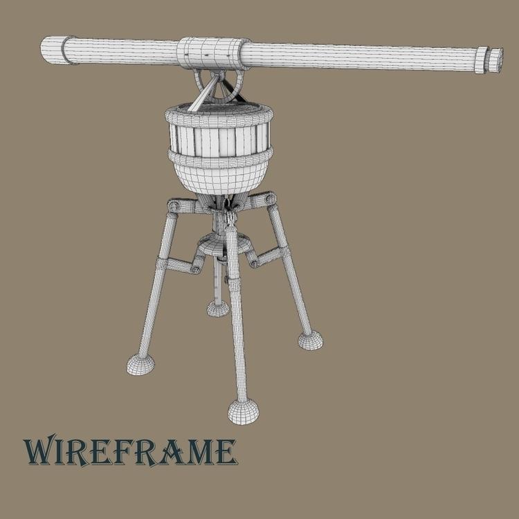 telescope Alchemy Steampunk the - zilmickelson | ello