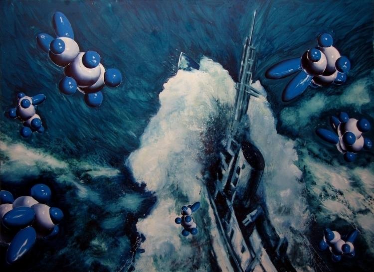 «SOS» making storm stop minute  - igorkonovalov   ello