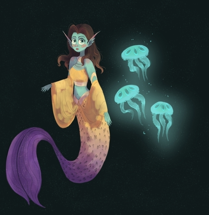 Mermay! 4th, inspired Padmes La - hedif | ello