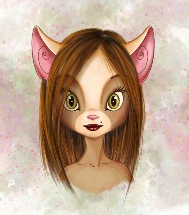 Kittyrena - current digital ego - irena-5620 | ello