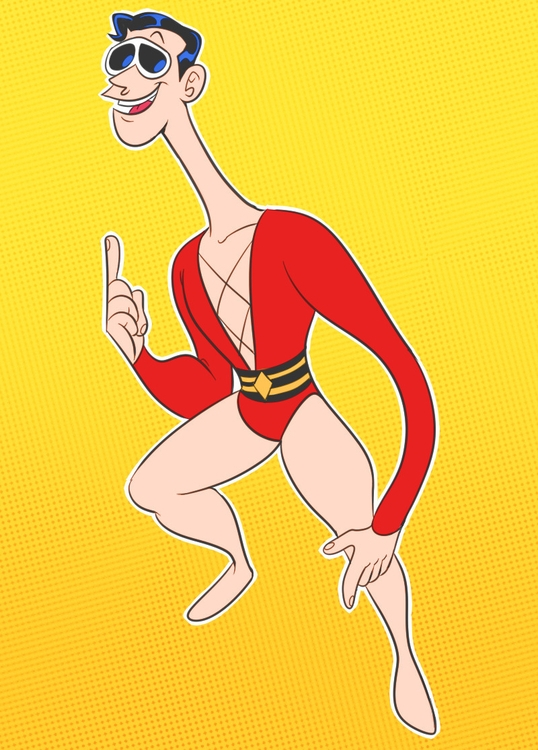Plastic Man - plasticman, dccomics - sailorswayze | ello