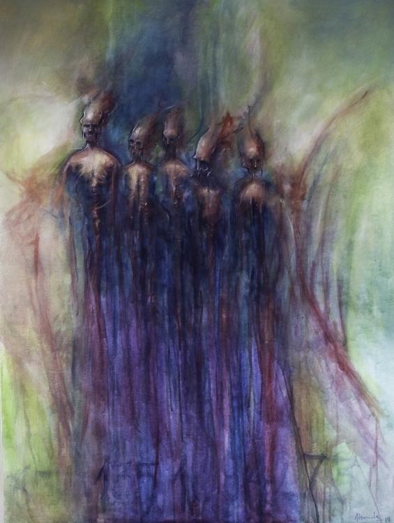 painting, illustration - mikelle123 | ello