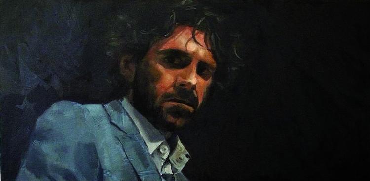 oilpainting, portrait, classicalrealism - marianoperes | ello