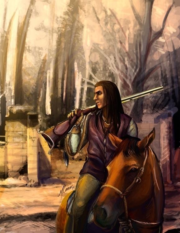 Uktena badass woods - werewolf:theapocaylpse - misselaney | ello