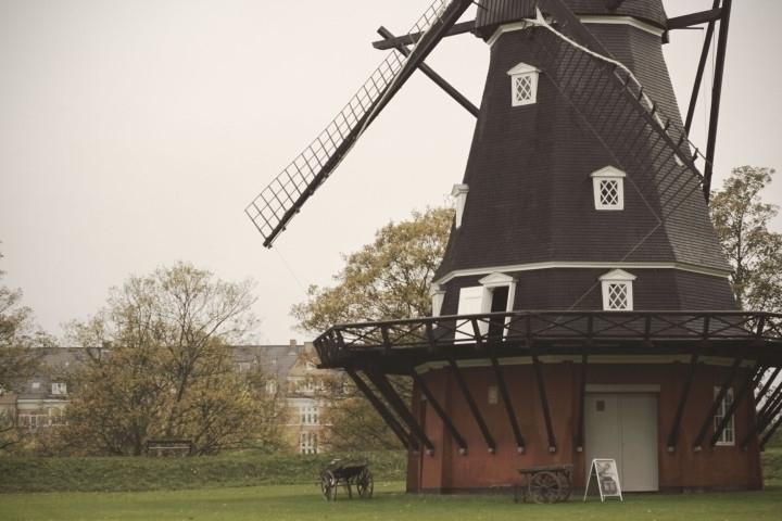 Citadel | Kastellet Windmill - denmark - joanasantos | ello