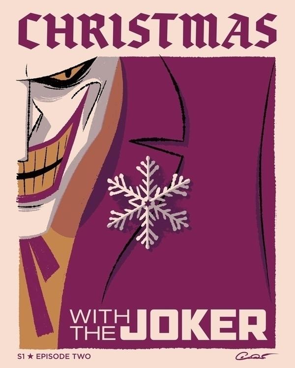 Episode 2 sketch Batman: Animat - caltsoudas | ello