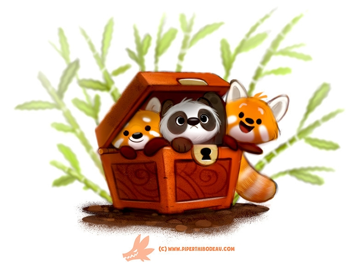 Daily Paint Box - 1264. - piperthibodeau | ello