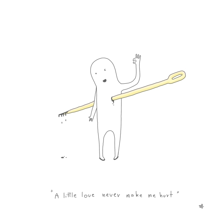 illustration - winainamwong | ello