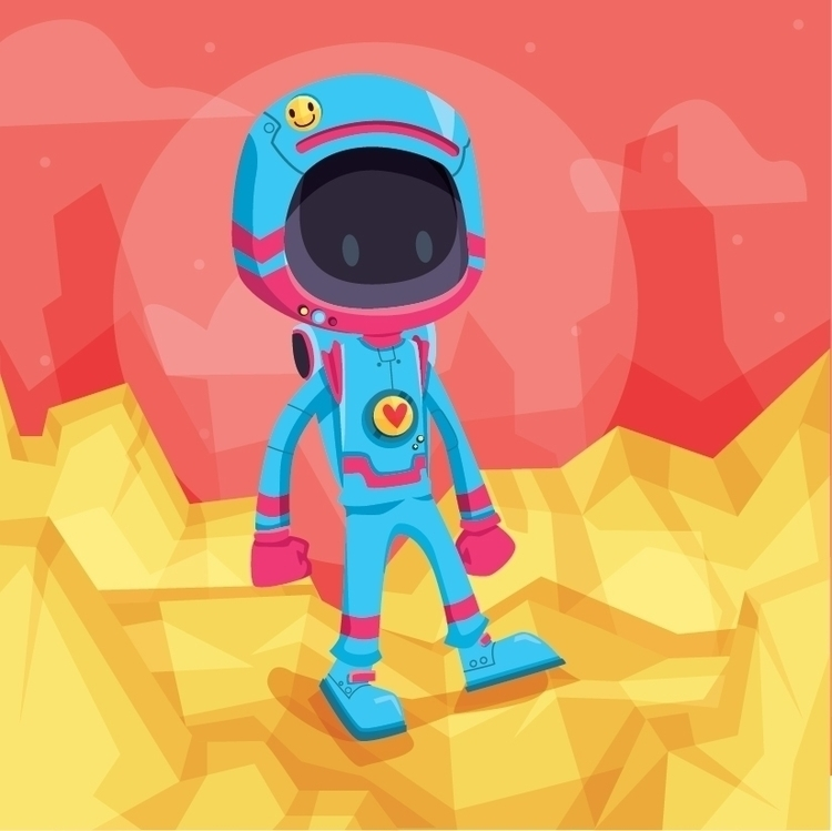 Day 03 Explore yellow planet - theadventuresofloa - saleseles | ello