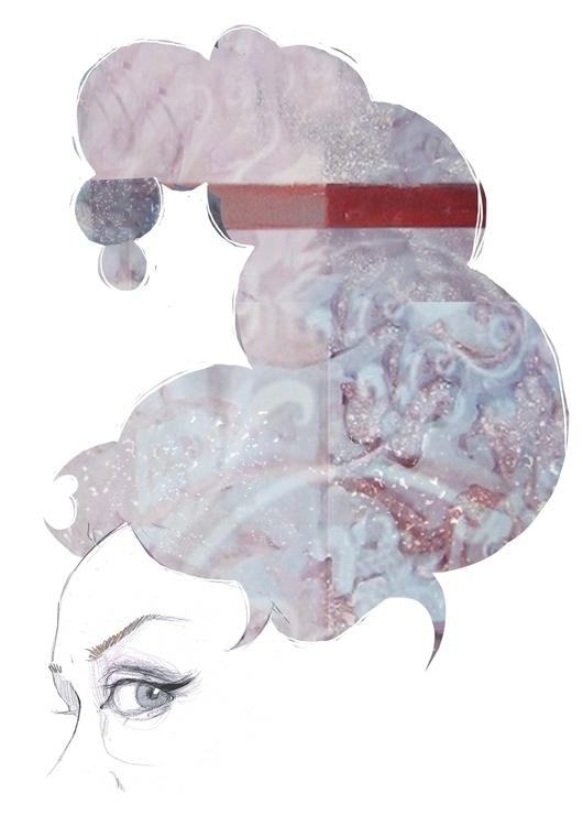 Me2 - woman, pinkhair - kasia_urbaniak | ello